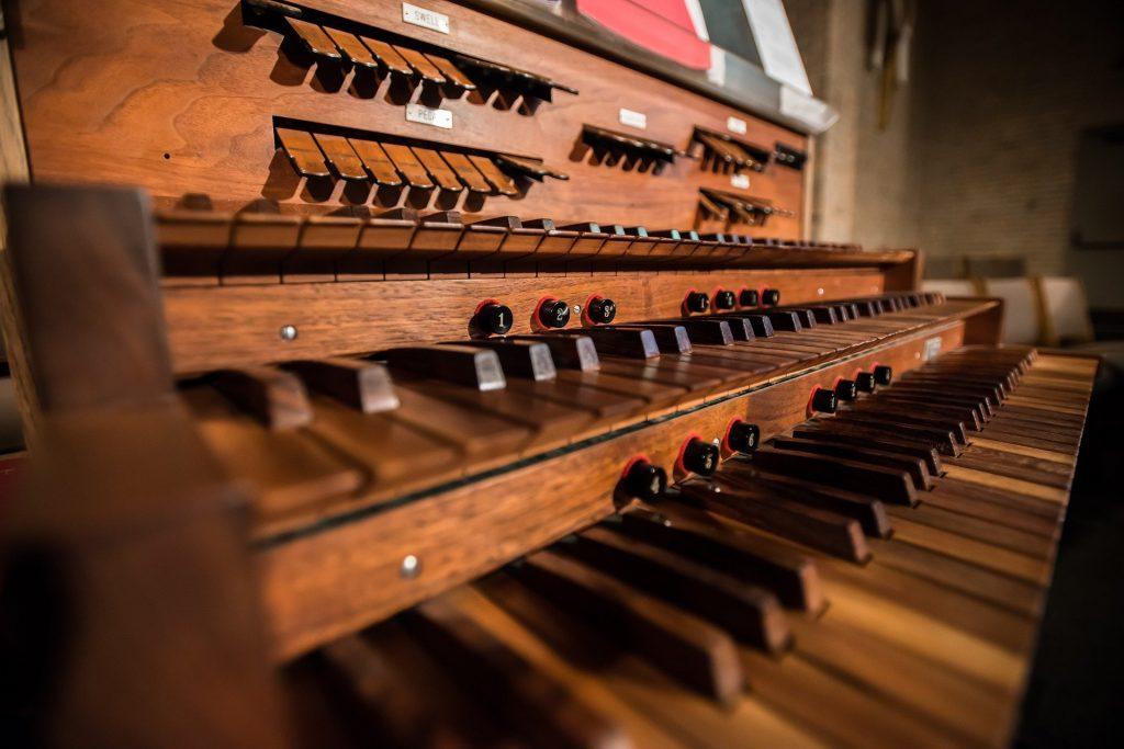 hauptwerk orgel